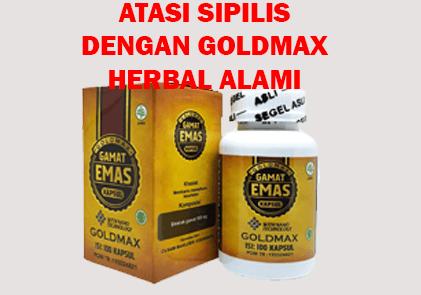 obat sipilis herbal alami goldmax